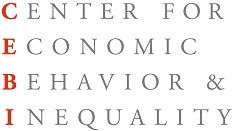 Visit website of Center for Economic Behavior and Inequality.